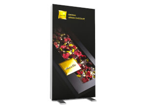 Deluxe stand 100x215 cm