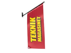 Fasadflagga V-40x100 cm