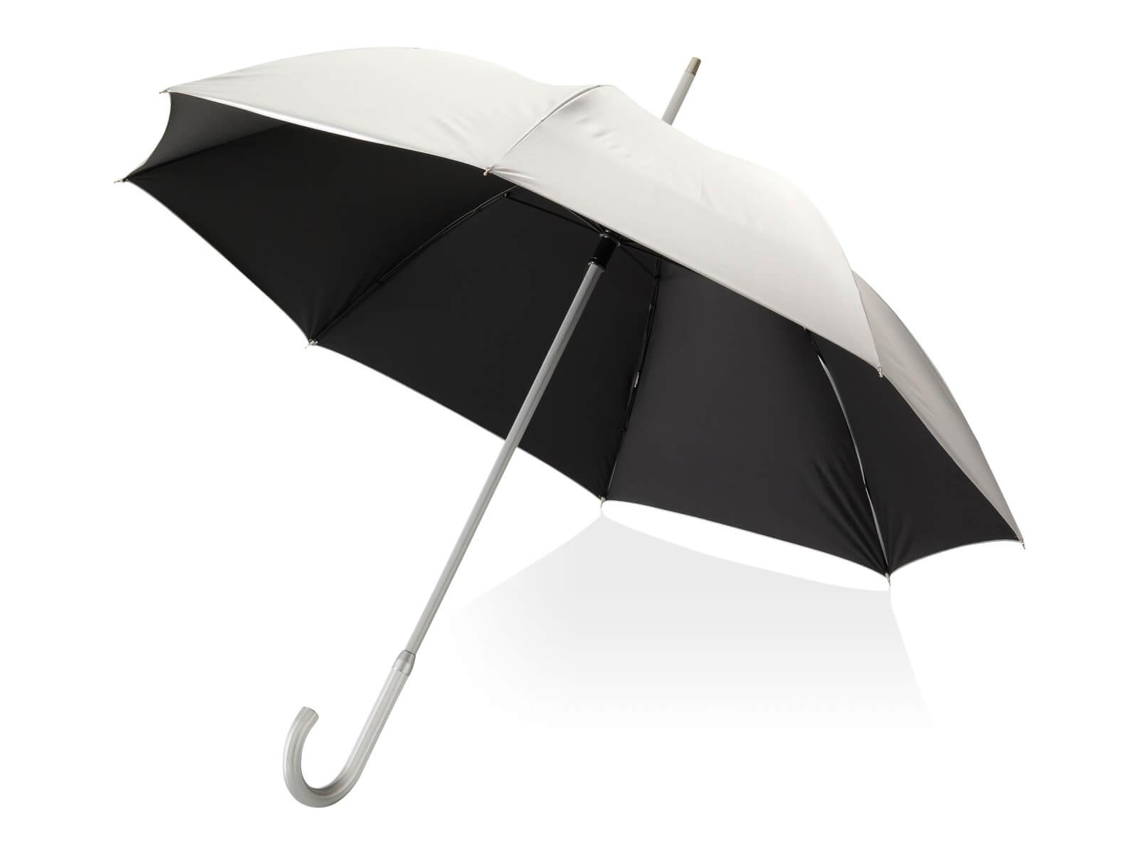 En bild på ett paraply