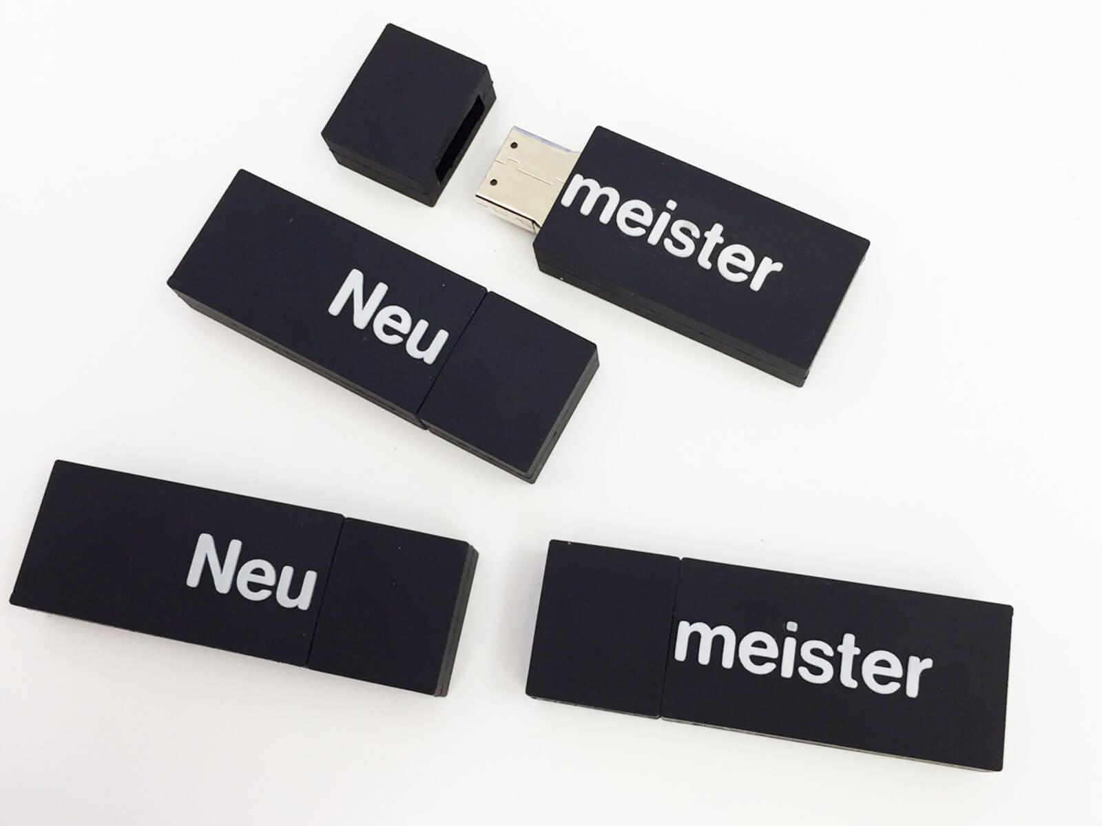 Bild på USB-minne med enkel och tidlös design